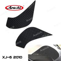 YAMAHA XJ-6 2010-2016 Için Arashi Motosiklet Gaz Yağı Yakıt Tankı Çekiş Pad Koruyucu Çıkartma Kavrama Çekiş Sticke XJ 6 10 11 12 13 14 15 16