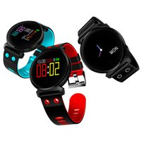 K2 الذكي ساعة الأكسجين الدم ضغط الدم معدل ضربات القلب مراقبة Bluetooth ساعة اليد الذكية IP68 سوار ضد الماء للهاتف الآلي iPhone