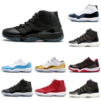 New arrival 11 11s mens basketball shoes Gamma blue Concord ...