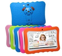 "NEW Kids Brand Tablet PC 7"" Quad Core children tablets ..."