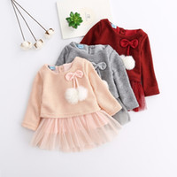 good quality Children Clothes New Spring Autumn Girls Clothe...
