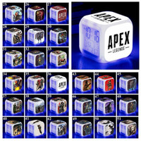 53 Styles Apex Legends Alarm Clock Apex Legends Digital Squa...