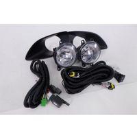 Car OEM Style lampe directement remplacement antibrouillards w / ampoule + Commutateur + fil + Bezel / 1Régler Pour Toyota Yaris Berline Belta 2006-2012 / Vios 2007-2012
