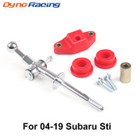 6 Speed Steel and Poly Short Throw Shifter & 85A Bushing Kit...