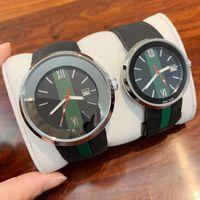 2019 Popular Casual Moda Hombre / Mujeres de lujo Reloj Relojes De Marca Mujer Vestido de dama Reloj Goma reloj de cuarzo Reloj de pulsera de alta calidad