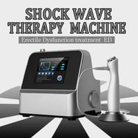 Неинвазивная красоты Оборудование акустическая радиальная ударно-волновая терапия скелетно-мышечная боль или лечения ЭД (Другое оборудование для красоты