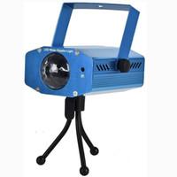 30 ST 7Kleuren Draagbare Watergolf RIPPLE EFFECT LICHT RGB LED DJ Lichten Party Laser Light Projector met afstandsbobe Lights