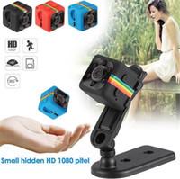 SQ11 Minikamera HD 1080P Nachtsicht Mini-Camcorder Action-Kamera DV Video Recorder Sprachmikrokamera DHL