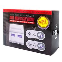 SuperRetro 8 bit Video Game console with Wireless gamepad HD...