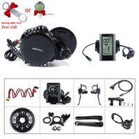 Bafang BBSHD 52V 1000W 100 milímetros de exibição C965 com freio Sensor Motor Kit Electric Motor bicicleta Oriente unidade Kit de conversão elétrica Motor Bike