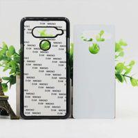 Para LG V50 V30 V20 V20 2D Caja de teléfono de la PC de la PC con placa de aluminio para LG Q6 G6 Mini
