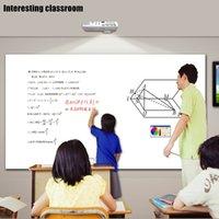 Großhandel niedriger Preis Tragbare interaktive Whiteboard-Licht Anti-Interferenz von China Oway Smart Board Produzent für Klasseninteraktion