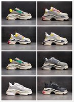 2018 Multi Luxury Triple S Designer Low New Arrival Sneaker ...