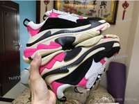 HOT Paris Triple- S Designer Luxury Shoes Low Top Sneakers Tr...