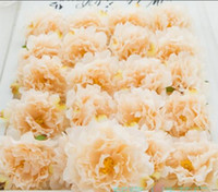 Simulating Peony Flower Wedding Background Peony Wall Arrang...