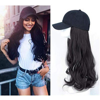 Sell Well !For Girls & Lady Cap Wave Curly Hair Extensions I...