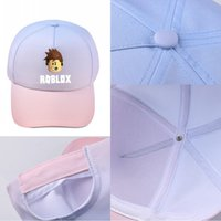 Roblox hat baseball gradient color hat game around men and w...