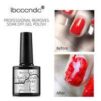 Brand 10ml Nail Gel Magic Remover Gel Soak Off Burst Nail Polish Delete Primer Acrylic Clean Degreaser For Nail Art Lacquer