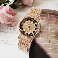 2019 nuevos de la llegada mujeres del diseñador de lujo relojes de alta calidad relojes Tag diámetro del reloj de señora llena de diamantes damas de la moda