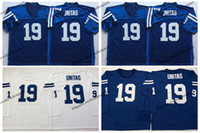 2ef87d8e2 New Arrival Johnny Unitas Jersey. New Arrival. Vintage Indianapolis 19 ...