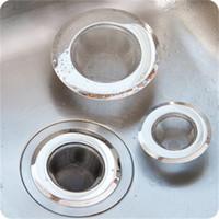 Cocina tanque de agua Infuser del tamiz del filtro de drenaje de suelo neto alcantarilla de acero inoxidable anti bloqueo Nets Herramientas de limpieza 1 99toH1