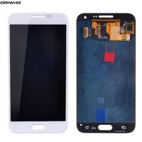 ORIWHIZ para Samsung Galaxy E5 E500 E500H / M / F pantalla LCD digitalizador pantalla táctil brillo ajustable