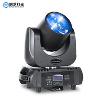 무대 삼각 돛 LED 디스코 빛 60W 패널 RGBW 투명 DMX 제어가 이동 주도 헤드 DJ 등 (Magicdot)