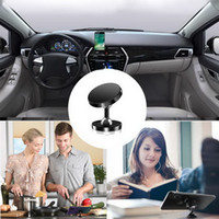 Magnetic Car Phone Holder In Car Mobile Phone Holder Stand U...