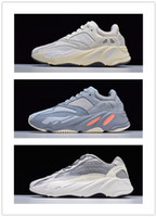26ebe88e544ba New Arrival. Hot 2019 INERTIA 700 Kanye West Wave Runner Static 3M  Reflective Mauve Solid Grey Sports Running Shoes ...
