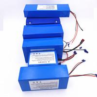 51.8V 1500W Electirc bicicletta 52V batteria 52V 20AH batteria con BMS ed il caricatore per trasporto libero delle cellule di batteria ebike Sam-sung