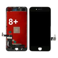 اجزاء الهاتف النقال 5.5 بوصة Mobile phone lcd Digitizener Assembly touch screen display solutions for iphone 8 plus lcd