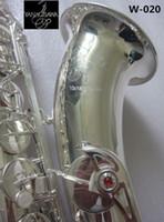 2021 جديد اليابان Yanagisawa T-W020 Silveri ساكسفون تينور الآلات الموسيقية جودة عالية شقة b sax music music free