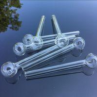 Tubo Grande Pyrex spessore di vetro libera del bruciatore a nafta di vetro libera del bruciatore a nafta di vetro olio combustibile tubi somking tubi di tubi di acqua trasporto libero