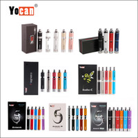 100% Authentic Yocan Evolve C D Plus XL Loaded Magneto Start...