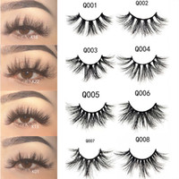 3D Mink Lashes 22- 25mm Eyelashes 100% Cruelty Free Lashes Na...