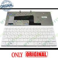 Nuevo teclado portátil para HP Compaq Mini110 Mini 110110-1000 Mini 102 Presario CQ10-100 Blanco Versión EE. UU. - V100226ES1
