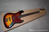 ew free shipping factory German guitar show F jazz bass guit...