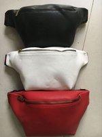 Envío gratuito nuevo tope de la PU Diseño Bolsa de cintura Negro piel de vaca Corazón cintura Bolsas cartera cintura Las mujeres de Red crossbody bolsas bolso # G6582G