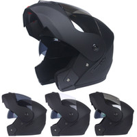 2019 New Flip Up Motorcycle Helmet Racing Modular Dual Lens ...