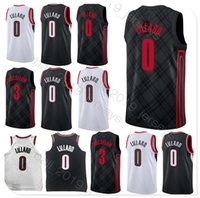 a85910bd1eb New Arrival. 0 Lillard jersey 3 McCollum Basketball Jerseys 0 Damian 3 CJ  2019 High-quality comfortable new style jersey for men