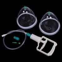 des seins de massage du sein Buttocks Enhancement Pompe de levage à vide d'aspiration ventouses d'aspiration Dispositif Therapy