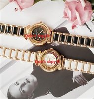 diamond watch relogio clock women automatic date luxury wome...