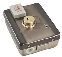 ID de la télécommande extérieure balises système de verrouillage porte serrure électrique de contrôle d'accès électronique intégré serrure de porte Rim RFID
