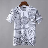 made in italy mens tee progettista magliette Uomini manica corta delle donne della maglietta di modo marchio di abbigliamento Tees maglietta di cotone in alto maschile di qualità 535