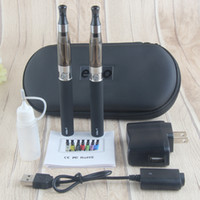 eGo T CE4 Starter Double e Cigarette USB Charger Kit 650 900 1100 мАч Evod Vape Pen аккумулятор 1.6 мл CE4 Atomizer Clearomizer Tank