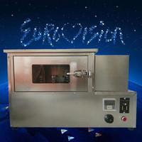 Máquina de pizza de cone de garantia de qualidade que faz a máquina multifuncional forno rotativo que forma a máquina