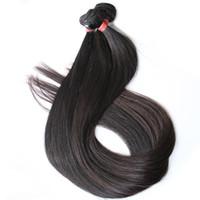 Девы BeautyStarQuality Необработанные Индийский Прямые Длинные Волны 30 32 34 36 38 Дюймов Прямая Человеческих Волос