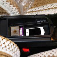 자동차 인테리어 센터 제어 팔걸이 삽입 상자 BMW X3 X4 X5 X6 F25 F26 F15 F16 E70 E71 액세서리