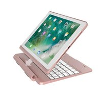 9. 7inch iPad Split Type Colorful Backlit Bluetooth Keyboard ...