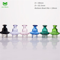 Cyclone Riptide Glass Carb Cap Fit 2mm Quartz Banger Nail of...